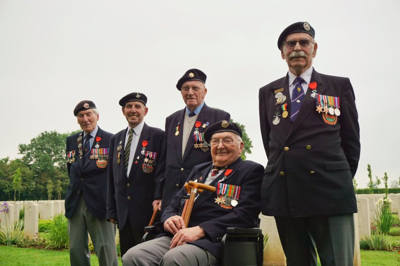 york-normandy-vets